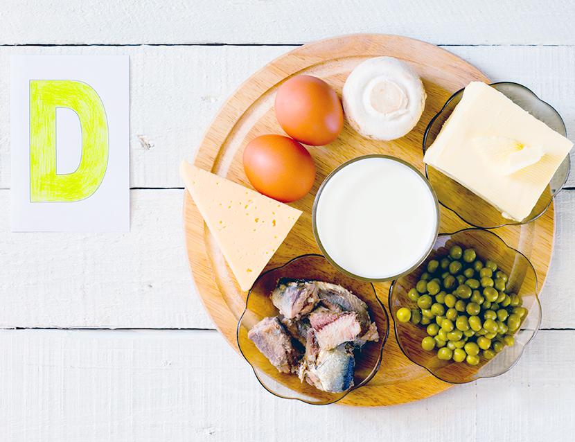 8 alimente sanatoase bogate in vitamina D