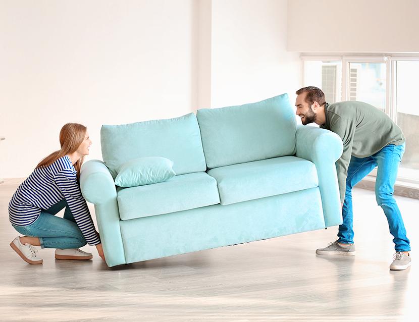 5 motive pentru care sa-ti rearanjezi periodic mobilierul