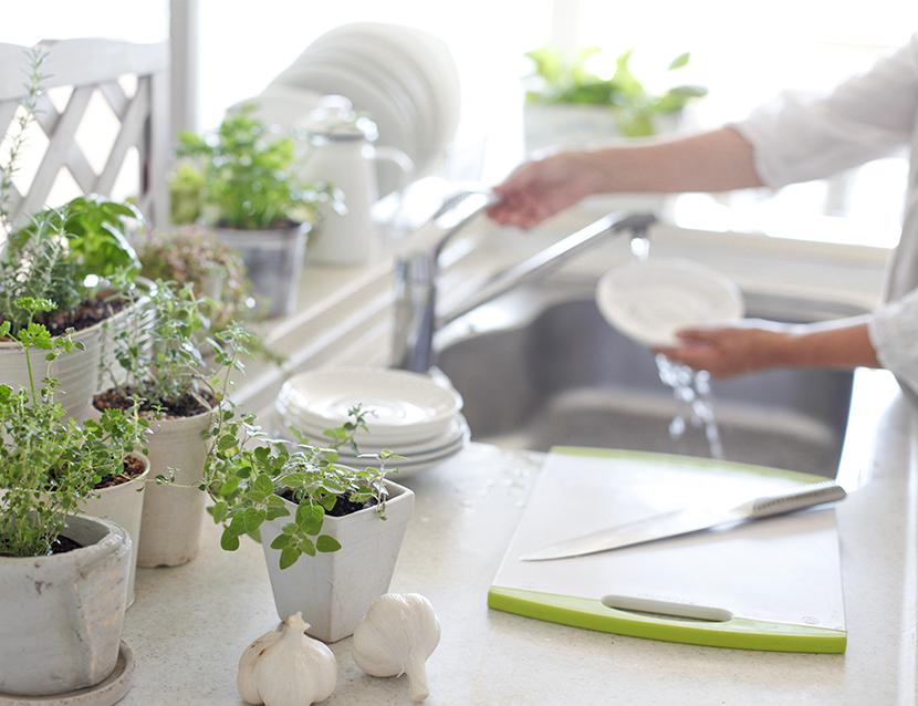 3 moduri inteligente pentru a imbunatati aspectul unei bucatarii