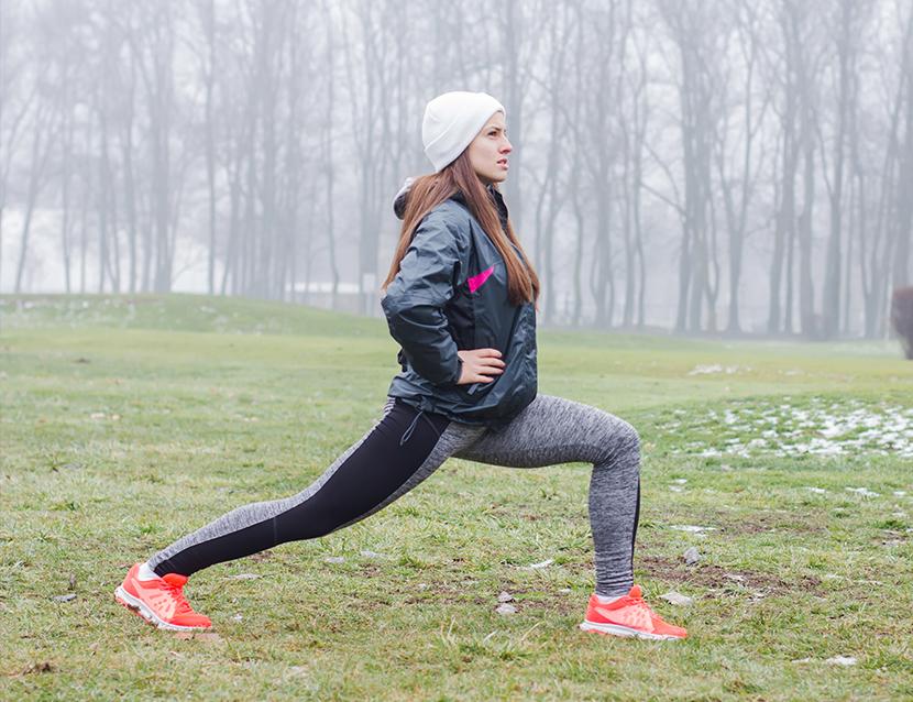 De ce sa ramai motivat sa te antrenezi iarna