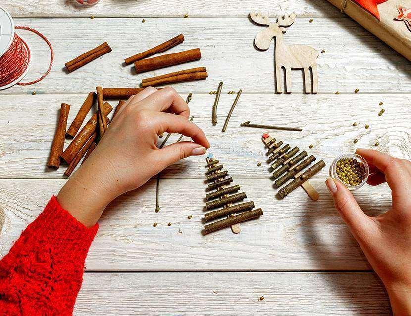 Decoratiuni #DIY pentru sarbatori magice